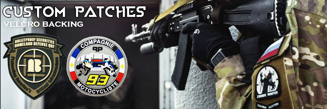 Airsoft Patches Manufacturers