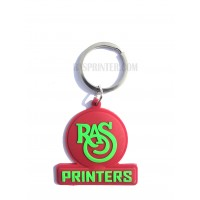 PVC Keychain Rubber Key chain