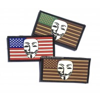 American Vendetta PVC Patch